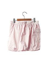 Jupe mi-longue rose ORIGINAL MARINES pour fille seconde vue