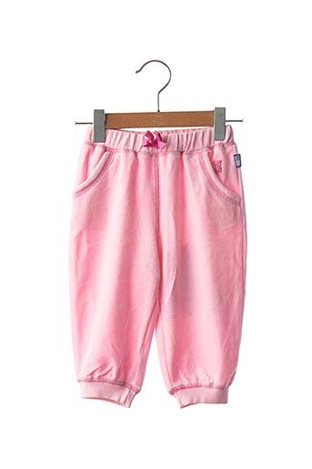 Pantalon casual rose ORIGINAL MARINES pour fille