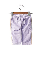 Jogging violet ORIGINAL MARINES pour fille seconde vue