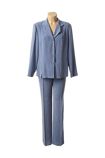 Veste/pantalon bleu KARTING pour femme