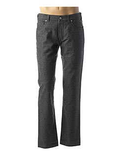 Pantalon casual gris MMX pour homme