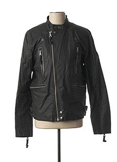 Veste casual noir KAPORAL pour homme