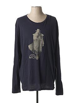 Produit-T-shirts-Homme-MCS