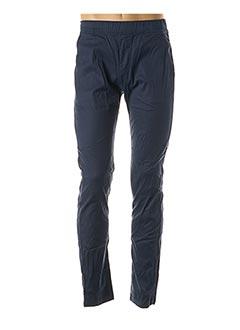 Pantalon casual bleu LE COQ SPORTIF pour homme