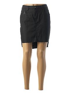 Jupe courte noir REPLAY pour femme