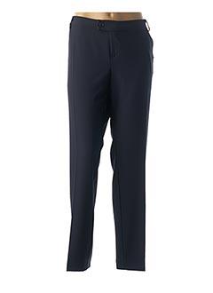 Pantalon casual bleu DIAMBRE pour femme