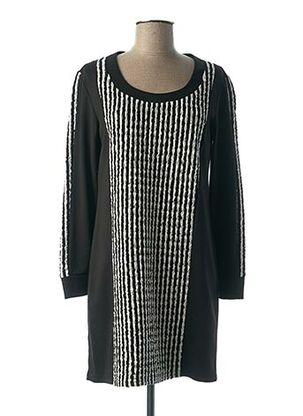 Robe courte noir MULTIPLES pour femme