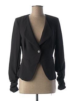Veste chic / Blazer noir CREAM pour femme