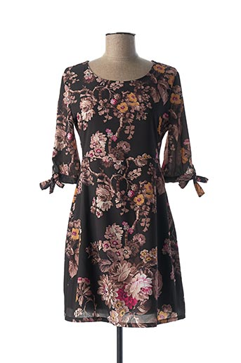 Robe courte noir LIU JO pour femme