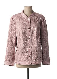 Doudoune rose GERRY WEBER pour femme
