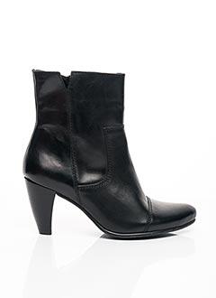 Bottines/Boots noir FIDJI pour fille