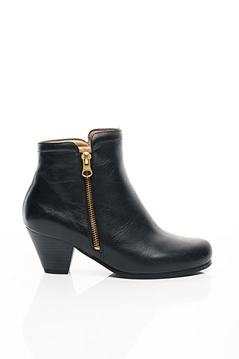 Bottines/Boots noir PIESANTO pour femme