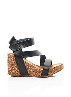 Sandales/Nu pieds noir BLOWFISH pour femme
