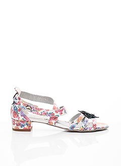 Sandales/Nu pieds blanc UN TOUR EN VILLE pour femme
