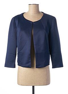 Veste chic / Blazer bleu MY COLLECTION pour femme