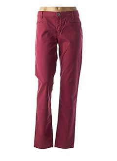Pantalon casual rose DENIM STUDIO pour femme