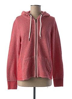 Veste casual rouge CECIL pour femme