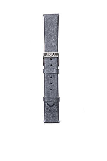 Bracelet de montre gris CLUSE pour femme