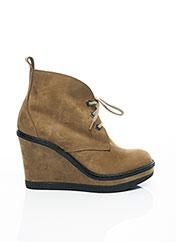 Bottines/Boots marron SERAFINI pour femme seconde vue