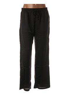 Pantalon casual noir MOLLY BRACKEN pour femme