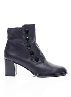 Bottines/Boots noir AMARU pour femme