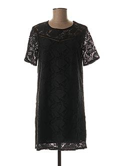 Robe courte noir LEE COOPER pour femme