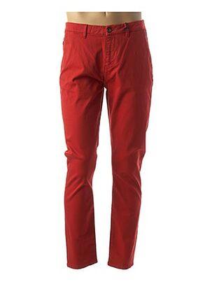 Pantalon casual orange REDMAN pour homme