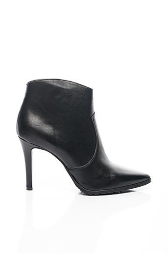 Bottines/Boots noir BEORIGINALE pour femme