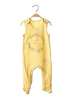 Pyjama jaune BEMBI pour enfant