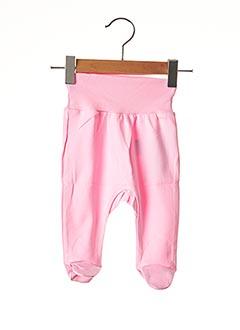 Pantalon casual rose BEMBI pour enfant