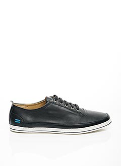Baskets noir EQUAL FOR ALL pour homme
