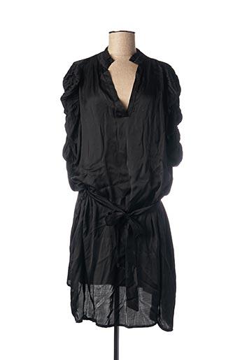 Robe mi-longue noir CHANTAL B. pour femme