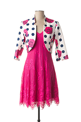 Veste/robe rose JUS D'ORANGE pour femme