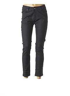 Jeans coupe droite bleu ESPRIT DE LA MER pour femme