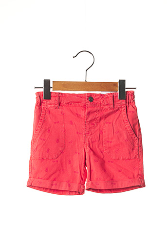 Short rose MAYORAL pour fille