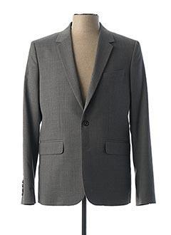 Veste chic / Blazer gris PAUL & JOE pour homme