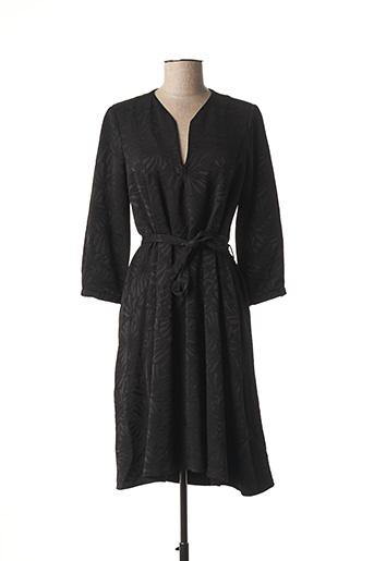 Robe mi-longue noir PAUL SMITH pour femme