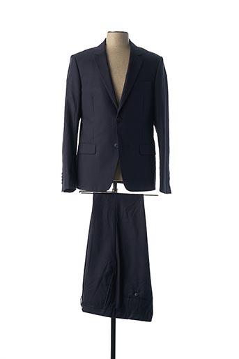 Costume de cérémonie bleu KENZO pour homme
