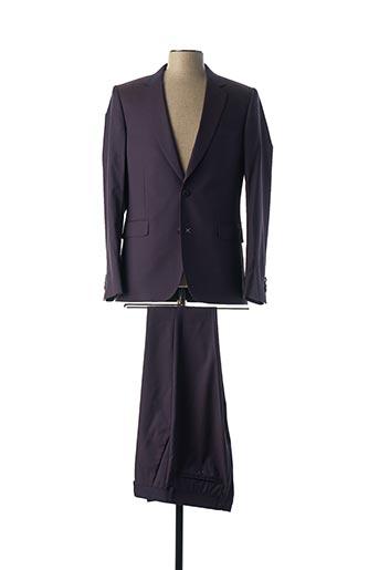 Costume de ville violet PAUL SMITH pour homme