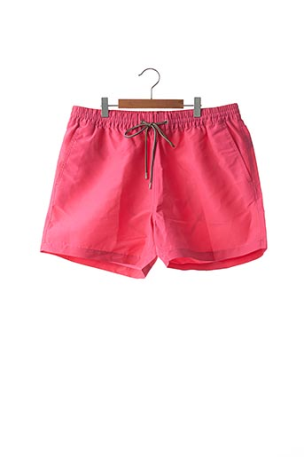 Short rose PAUL SMITH pour homme