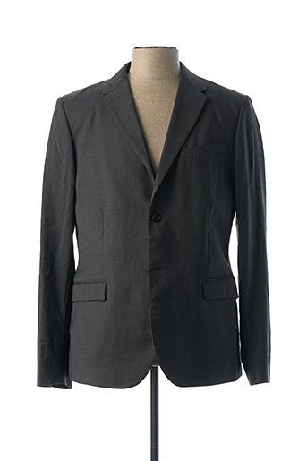 Veste casual gris PAUL SMITH pour homme