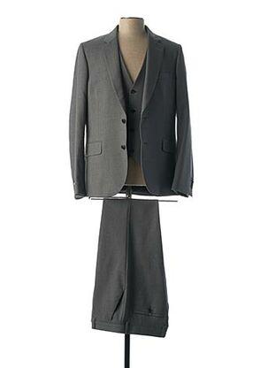 Costume de ville gris PAUL SMITH pour homme
