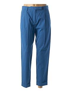 Pantalon 7/8 bleu PAUL SMITH pour femme