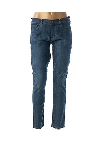Pantalon 7/8 bleu CITIZENS OF HUMANITY pour femme
