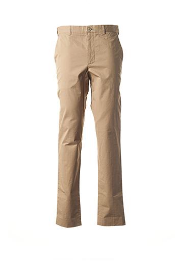 Pantalon casual beige CARVEN pour homme