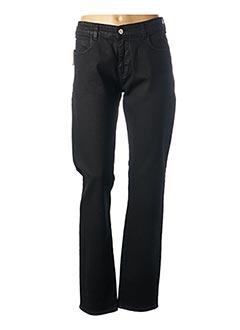 Jeans coupe slim noir ATELIER NOTIFY pour homme
