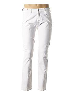 Pantalon casual blanc ATELIER NOTIFY pour homme
