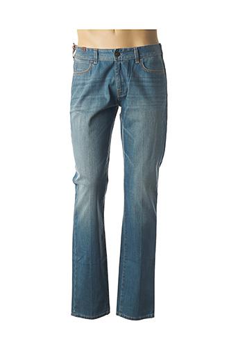 Jeans coupe slim bleu NOTIFY pour homme