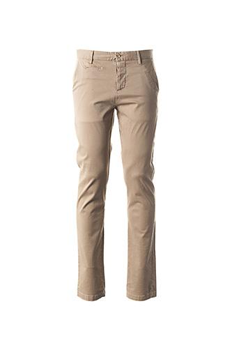 Pantalon casual beige PAUL & JOE pour homme
