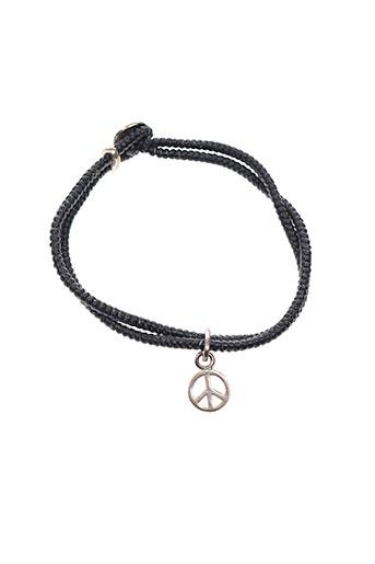 Bracelet noir PAUL SMITH pour homme